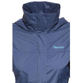 Marmot W's PreCip Jacket Arctic Navy